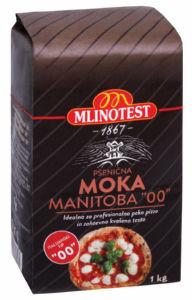 """Moka Manitoba pšenična """"00"""", 1 kg"""