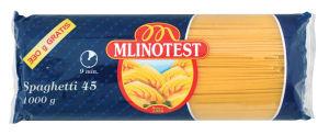 Testenine Durum, špageti 45, 670g+330g GR.