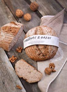 Kruh ovseni Kraševec, z orehi, 400 g