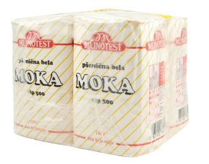 Moka Mlinotest, pšenična, 4x1kg