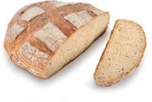 Kruh Domači, črni, 1kg