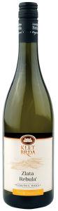 Vino Zlata Rebula, alk.11,5 vol%, 0,75l