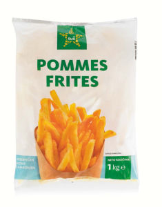 Pommes frites Tuš, 1 kg