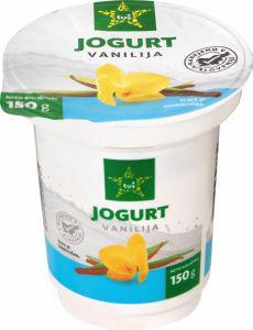 Jogurt Tuš, vanilija 150g