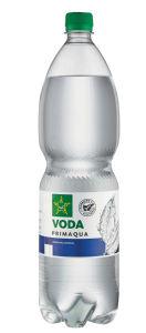 Mineralna voda Primaqua, gazirana, 1,5l