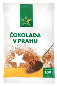 Čokolada Tuš, v prahu, 100g