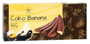 Desert Čoko banana Tuš, 300 g