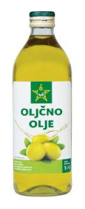 Olje Tuš, oljčno, 1l