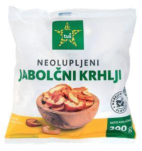 Krhlji Tuš, jabolčni, neolupljeni, 200g