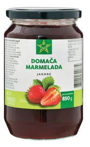 Domača marmelada Tuš, jagoda, 850g