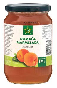 Domača marmelada Tuš, marelica, 850g