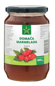 Domača marmelada Tuš, šipek, 850g