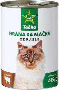 Hrana za mačke Tačka, 415g