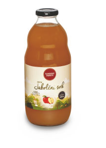 Motni jabolčni sok Slovenske dobrote, 1l
