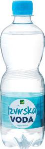Voda Tuš Izvirska, negazirana, 0,5l