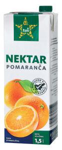 Nektar Tuš pomaranča TP 1,5l
