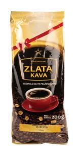 Kava Tuš Zlata, Premium, mleta, 200g