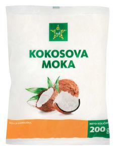 Kokos moka Tuš, 200g