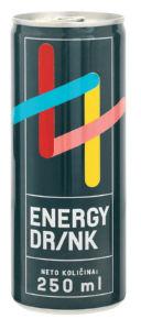 Energijska pijača Tuš, 0,25l