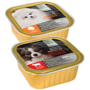 Hrana za pse Tačko, več vrst