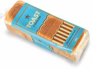 Toast Tuš z maslom, 500g