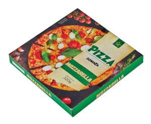 Pica Tuš Mozzarella, zamrznjeno, 320g