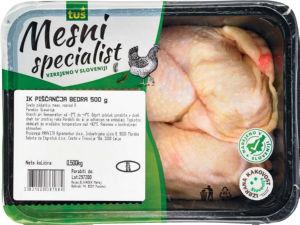 Piščančja bedra Tuš IK, 500 g