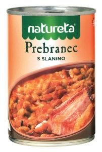 Prebranec s slanino, Natureta, 415 g