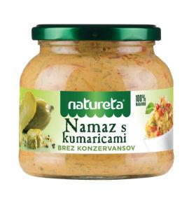 Namaz Natureta s kumaricami, 520g