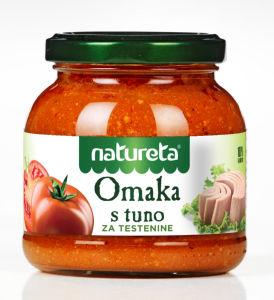 Omaka Natureta, s tuno, 290g