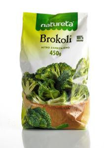 Brokoli Natureta, zamrznjeno, 450 g