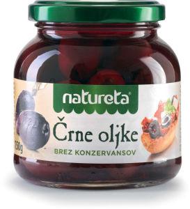 Olive črna oljka, 290 g