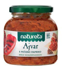 Ajvar domači s pečeno papriko, 290g