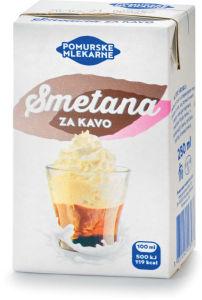 Smetana Pom.mlekarne, za kavo, 250ml