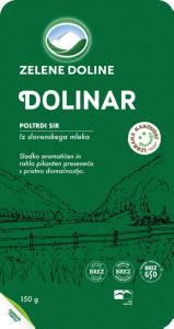 Sir Dolinar, Zelene doline, polt.rezine, 150g
