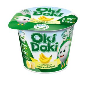 Skuta Oki Doki, mix, sadni, 120g