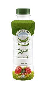 Jogurt tekoči ZD, jagoda, 1,1%mm,1kg