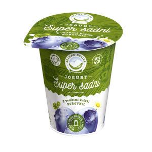 Jogurt Super sadni, borovnica, 150g