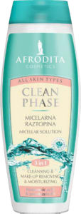 Micelarna razst.Afrodita, Clean phase, 200ml