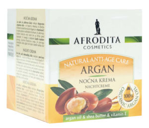 Krema Afrodita, Argan Nočna, 50 ml