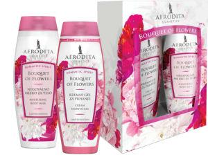 Darilni set Afrodita, Bouqet of flowers