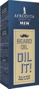 Olje Men za nego brade, 50ml