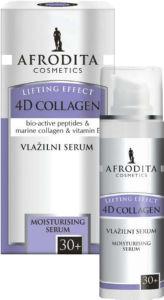 Serum 4D kollagen, vlažilni, 30ml