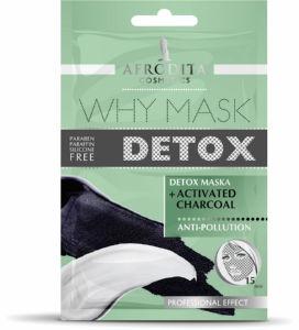 Maska Why mask, Detox, 2x6ml