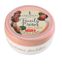 Krema Family cream, karite, 150ml