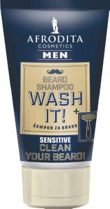 Šampon Afrodita za brado in brke, 125ml