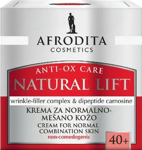 Krema Natural lift, normalna in mešana koža, 50ml