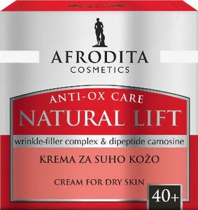 Krema Natural lift, suha koža, 50ml