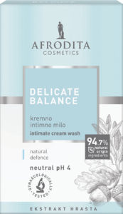 Milo intimno Afrodita, Delicate balance, 200ml