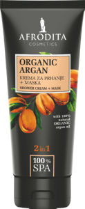 Tuš gel 100SPA, organic argan, 150ml